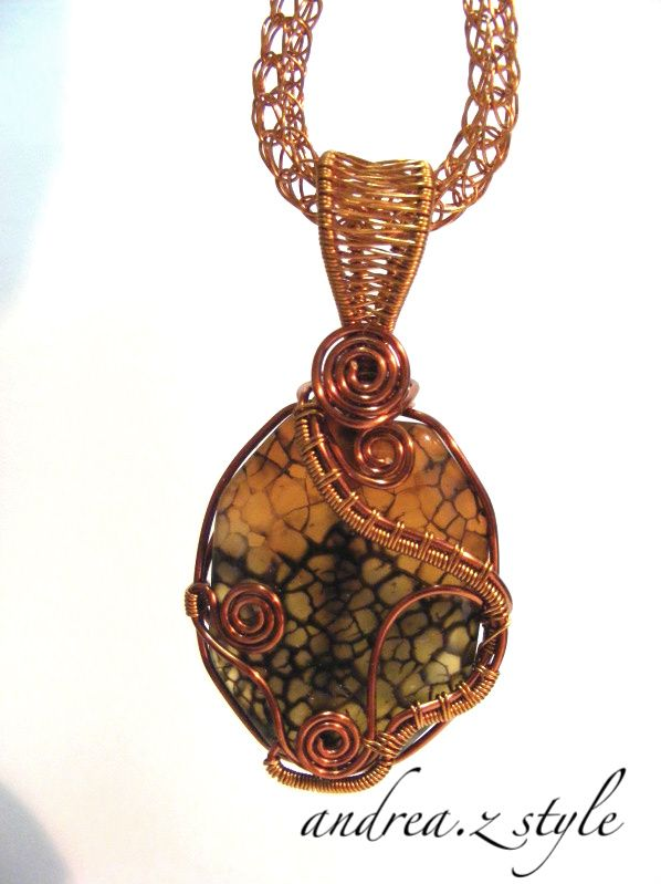 2011 - wire wrapping  - AndreaZ Style