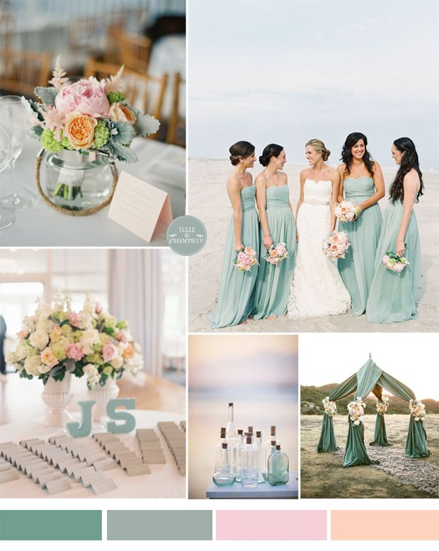 Top 5 Beach Wedding Color Ideas For 2017