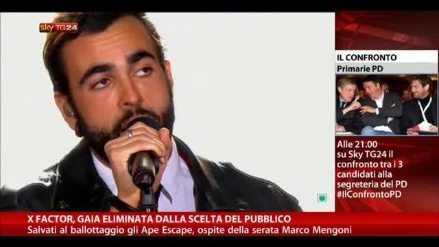 X Factor, ospite della serata Marco Mengoni