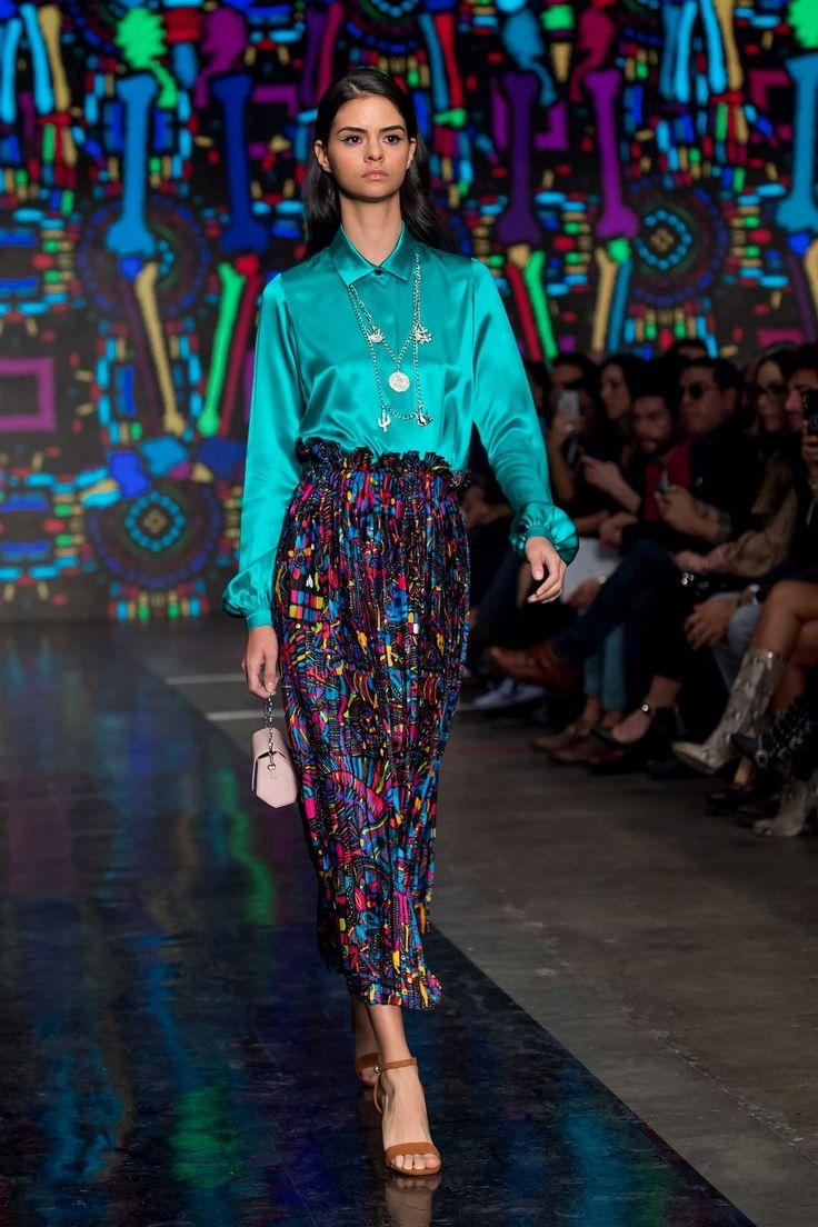 Pineda Covalin Mexico City Frühjahr/Sommer 2020 – Fashion Shows