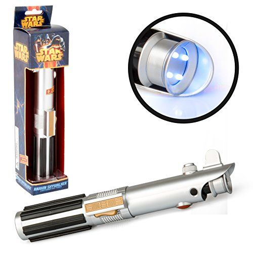 Star Wars Lightsaber Flashlight - Anakin Skywalker - 10