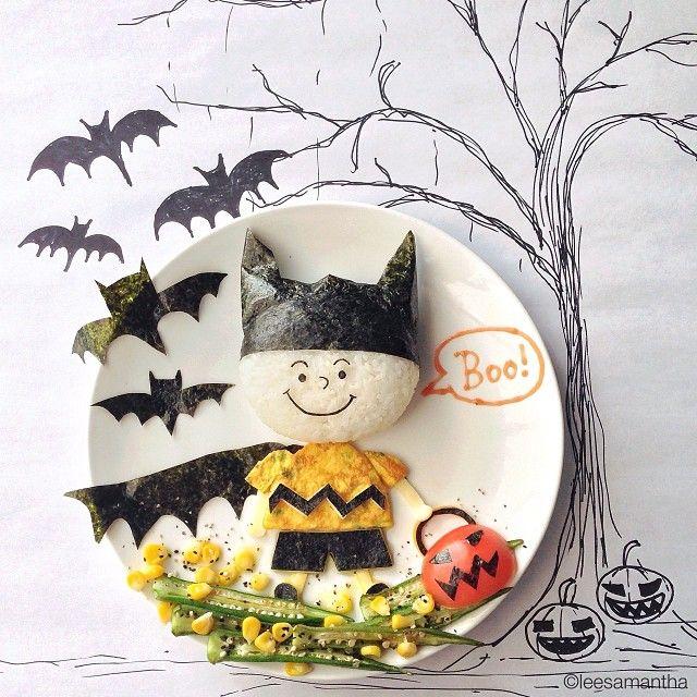 Halloween (idee-per-far-mangiare-verdure-ai-bambini) by Samantha Lee