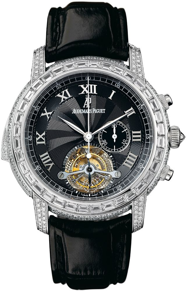 Audemars Piguet Jules Audemars Tourbillon Chronograph Minute Repeater $493,000