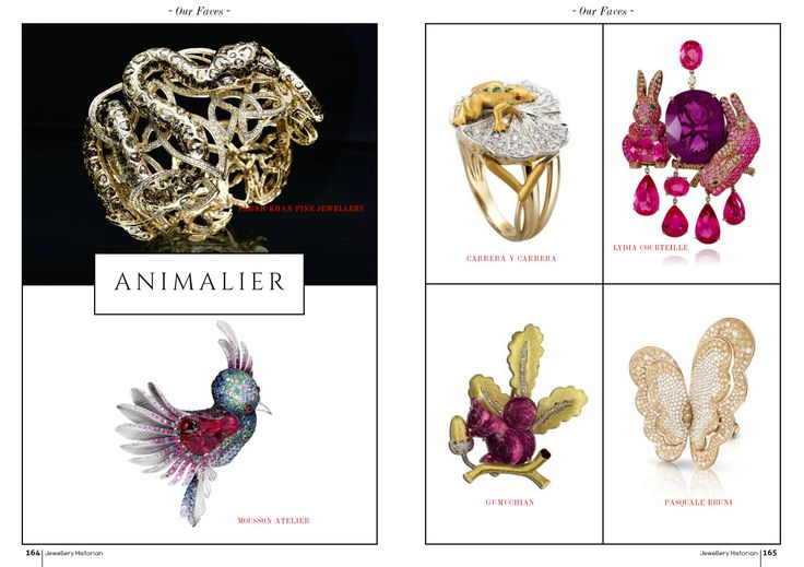 OUR FAVES @www.jewelleryhistorian.com