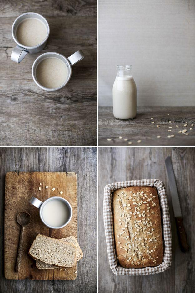 """La prima volta che mi sono cimentata in un latte vegetale è stato quando """"ho studiato le mandorle"""" per il mio amato libro """"dei mandorli in ..."""