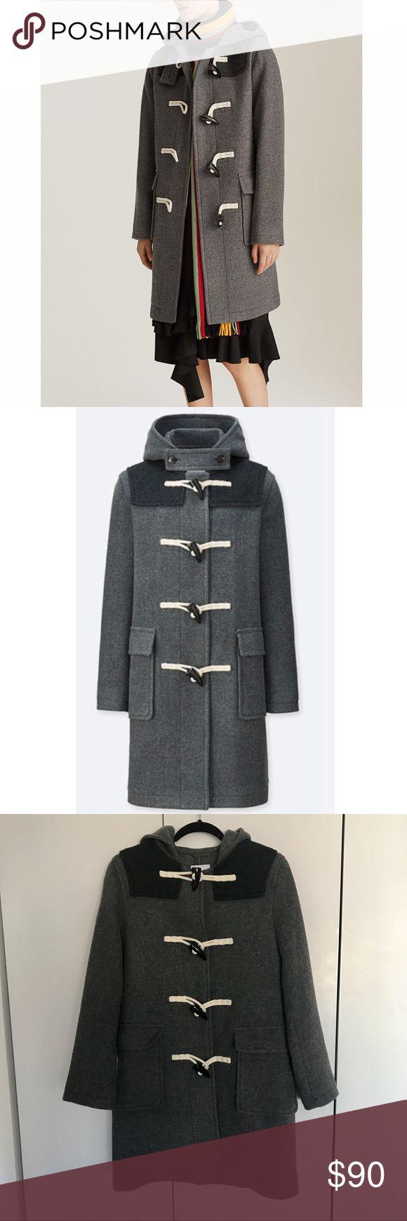 JW Anderson Uniqlo coat JW Anderson Uniqlo collection coat Perfect condition  Rarely worn Uniqlo Jackets & Coats