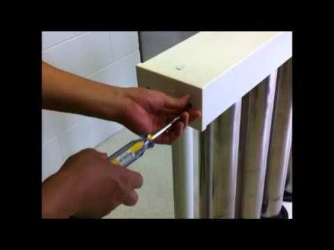 GLE Solar - Collector Installation - YouTube