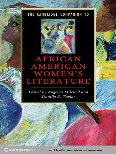 80 best books images on pinterest books to read libros and book the cambridge companion to african american womens literature cambridge companions to literature by angelyn fandeluxe Image collections
