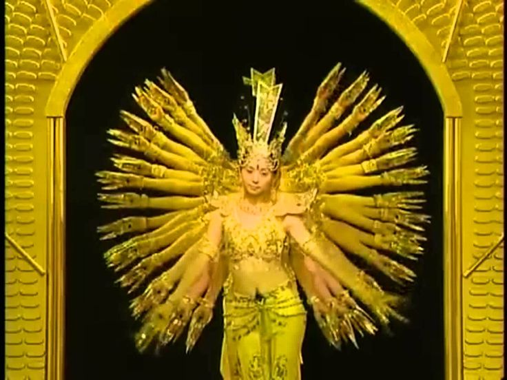 Thousand Hands Guan Yin Dance