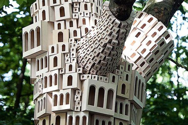 Bird city by Fieldwork