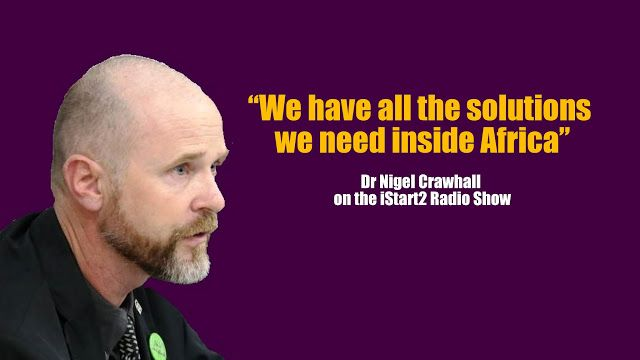 iStart2 Blog : My Message to Donald Trump ... Dr Nigel Crawhall