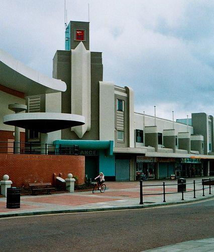 #Art Deco Arcade - New Brighton