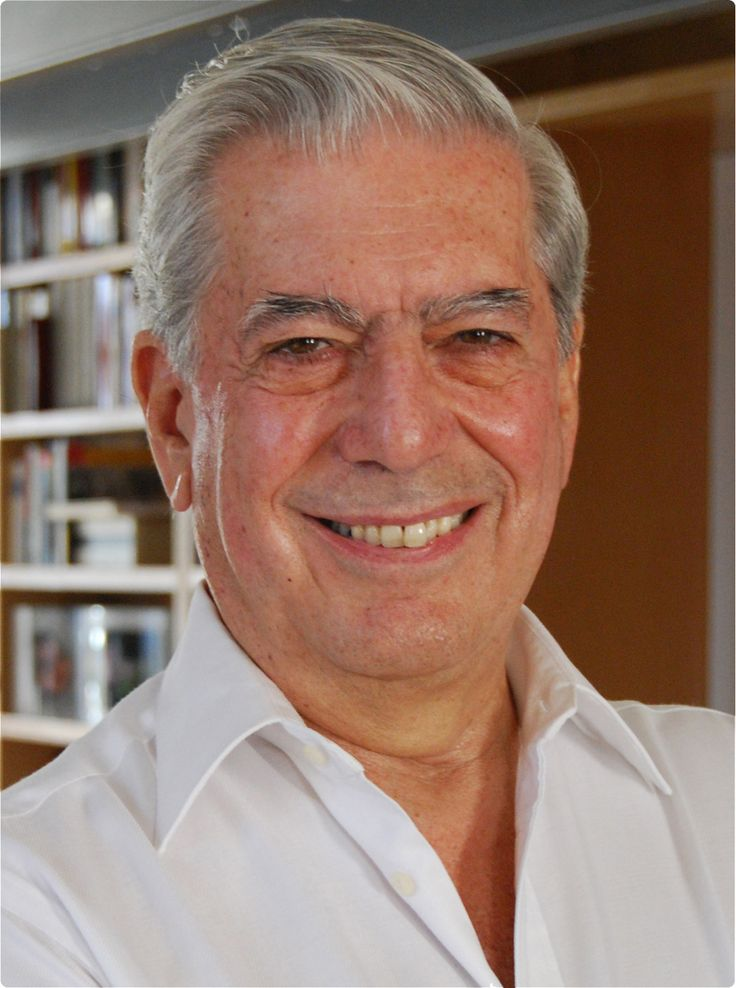 "Meet the extraordinary Mario Vargas Llosa. He is a writer, essayist, journalist, novelist and former politician who is most well-known for winning the Nobel Peace Prize and being one of the most significant novelists and essayists of America. ""Through writing, one can change history"". Mario Vargas Llosa http://www.thextraordinary.org/mario-vargas-llosa"