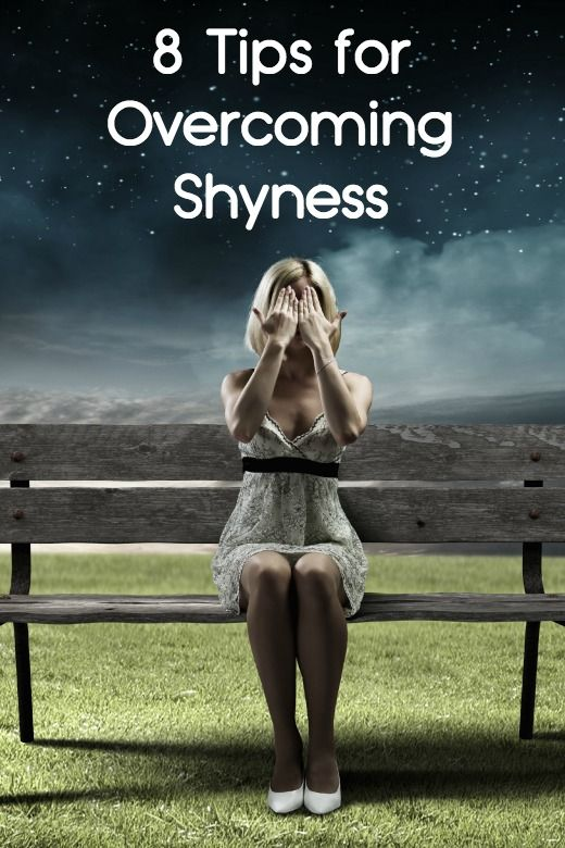 8 Tips for Overcoming Shyness