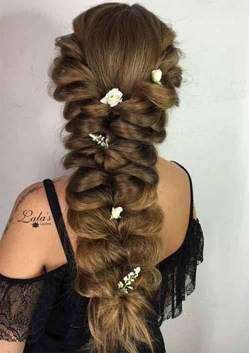 100 Ridiculously Awesome Braided Hairstyles To Inspire You | Fashionisers