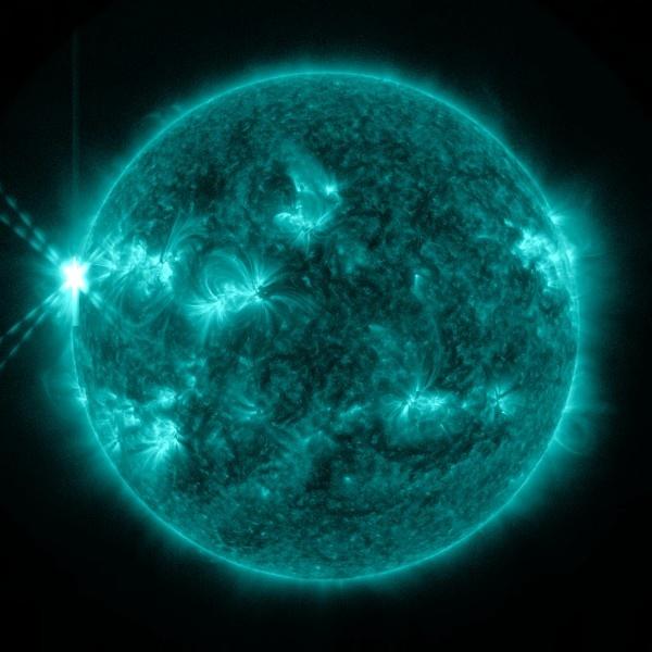 Erupciones solares: la tormenta perfecta se desata en el Sol