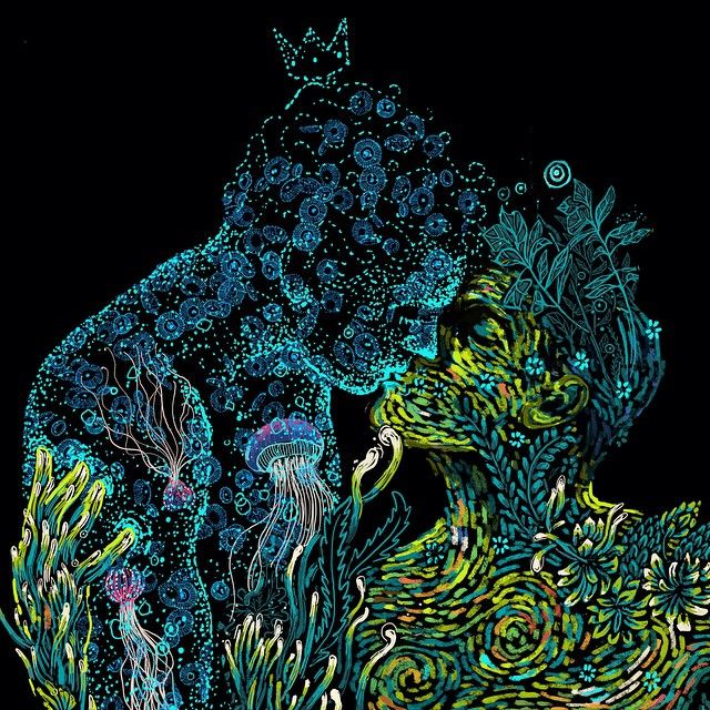The wind that rustles these trees rustles me too. - James R. Eads