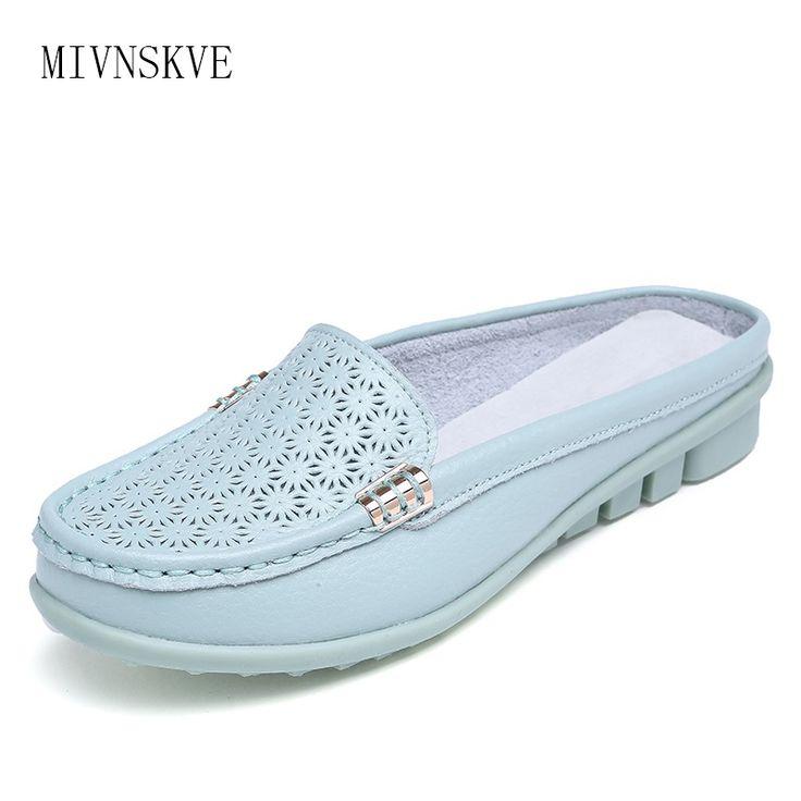 MIVNSKVE 2017 Slippers Vrouwen Sandalen Schoenen Leisure Slippers Slip-On Comfortabele Sandalen Flip Flops Uitsparingen schoenen