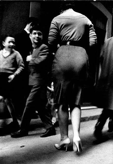 Joan Colom, La Calle, Sala Aixelà, Barcelona 1961