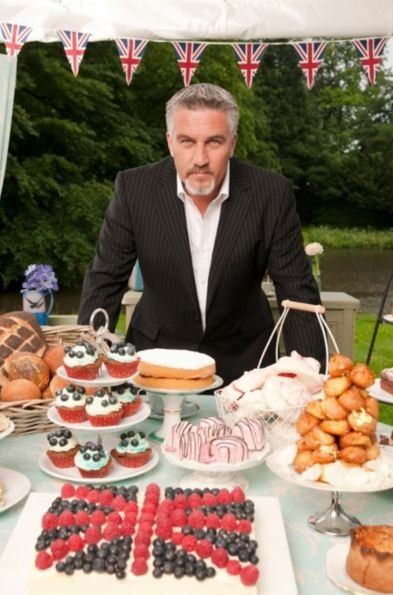 Paul Hollywood | TV Chef & Personality | UK