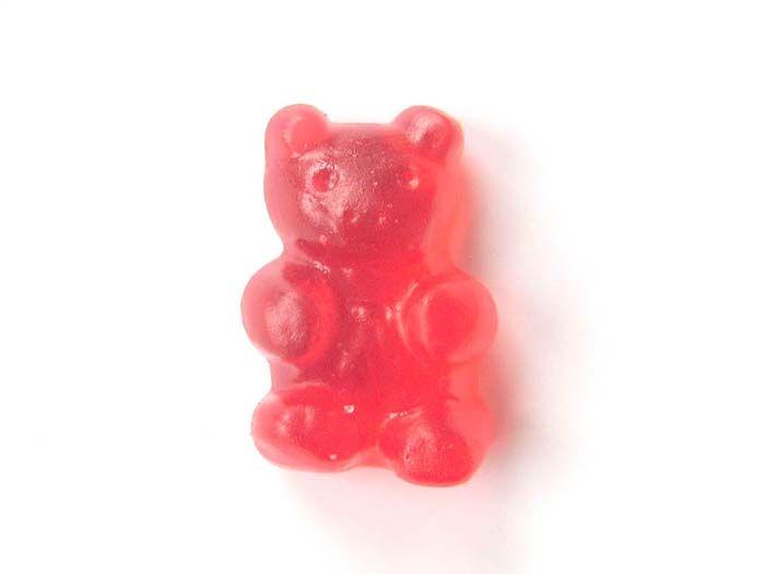 homemade vegan gummy bears [more at pinterest.com/eventsbygab]