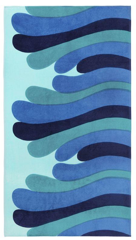 Marimekko Albatrossi Beach Towel by: Marimekko - Huset-Shop.com | Your