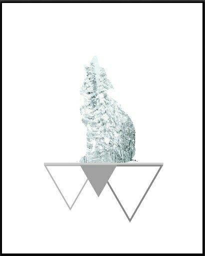 Print Poster Interior Design Art Nordic