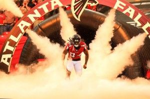 Roddy White Makes Bet On Duke Game And Loses