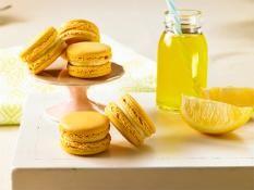 SBN Macarons Lemon Tart (Gluten Free)