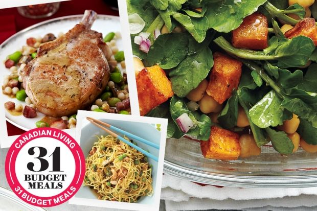 31 Quick and Easy Budget Meals #recipes