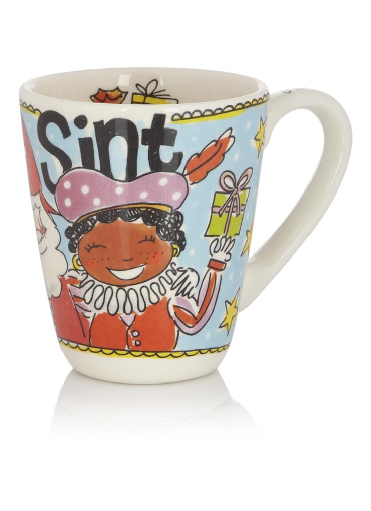 Sint en Piet Coffee Cup