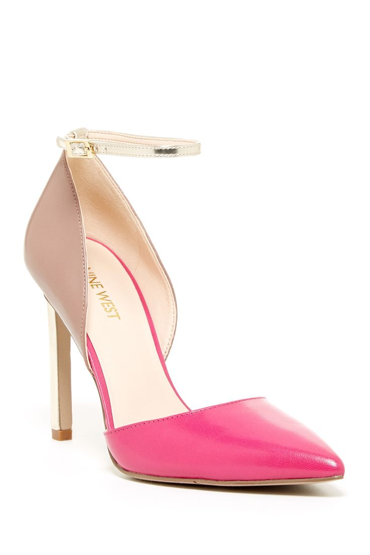 Nine West Timeforsho d'Orsay Pump | Nordstrom Rack