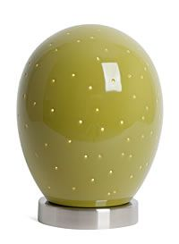 Lie in bed and stare at a ceiling full of stars with our most popular Egg Lamp, the Star Egg Nightlight.