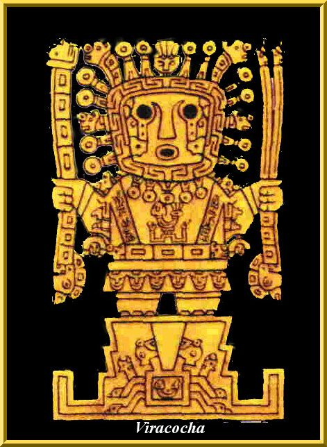 The people of the Inca civilization were polytheistic because they had 50 or more gods that they believed in!