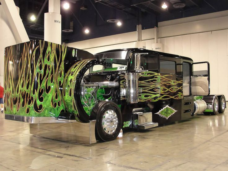 custom semi trucks | Custom Semi 10 unbuttoned by *DrivenByChaos on deviantART