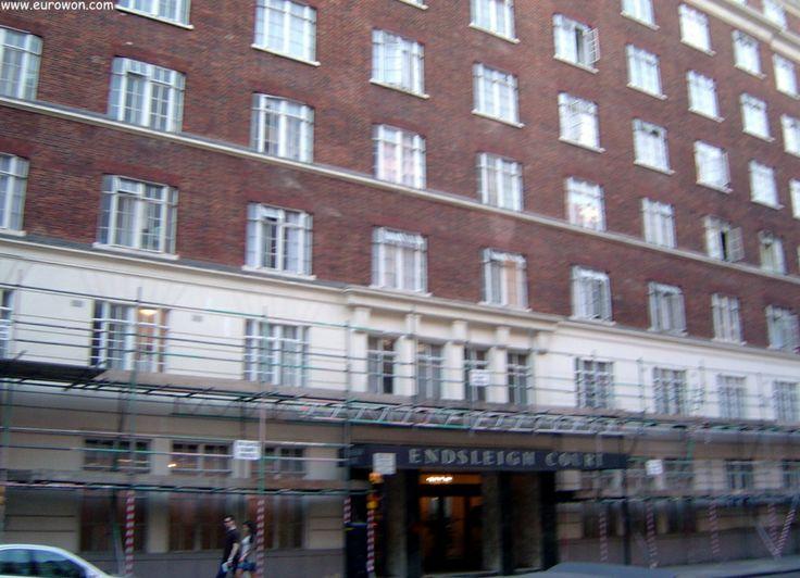 Apartamentos para viajeros Endsleigh Court en Londres.