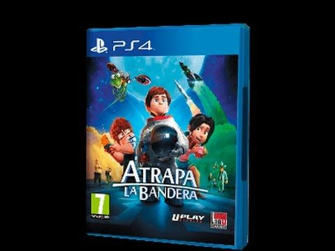 ATRAPA LA BANDERA GAMEPLAY SPAIN ONLY PS4 RELEASE #PS4Live #PS4gaming #P...