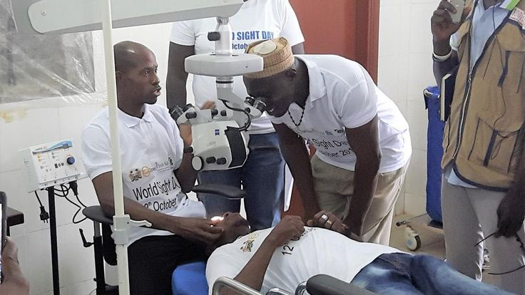 LDS Charities Recognized At World Sight Day