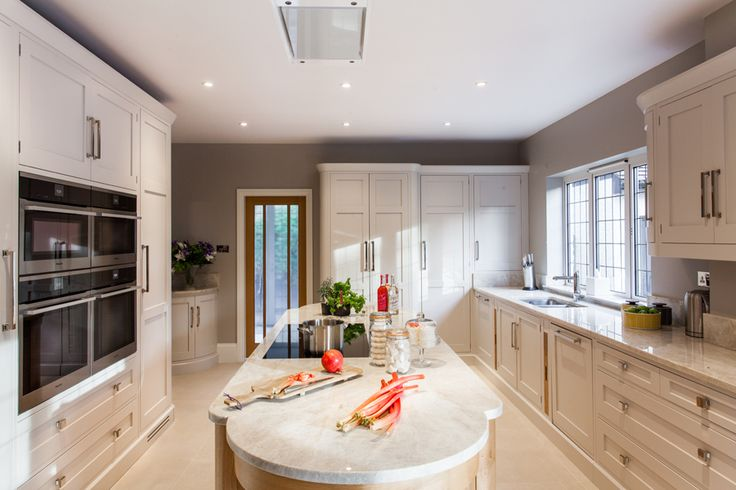 Best Shortland Kitchen Painted In Farrow Ball Ammonite With 640 x 480