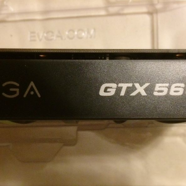 """These #560TI SC served me well back in the day. They now reside in the """"#pc #parts closet"""" along with dual #EVGA 460S.   Perhaps someday, they will see life again in a #linux pc. ;) #hardware #tech #gamer #gaming"""
