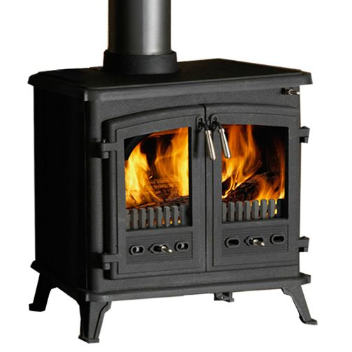 WESTCOTT3000 - Freestanding Cast Iron radiant fire #10YearFireboxWarranty #CleanBurning #MasportHeating #DesignedInNewZealand