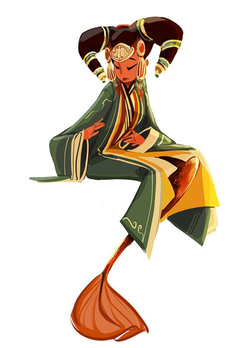 Character Design Artist Hire : Mermaid pinterest sirenitas criaturas
