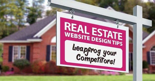 Effective Website Designing Tips for Real Estate Business Owners