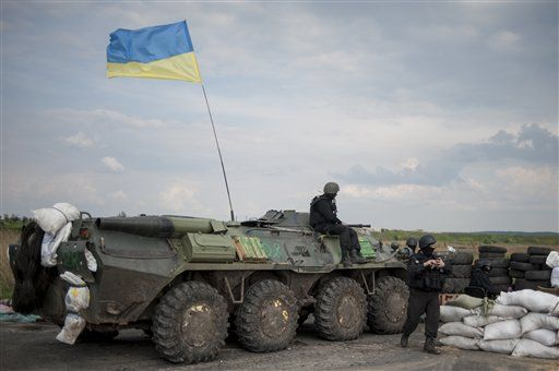 Crisis in Ukraine   http://globenews.co.nz/?p=14103