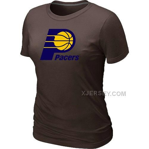 http://www.xjersey.com/indiana-pacers-big-tall-primary-logo-brown-women-tshirt.html INDIANA PACERS BIG & TALL PRIMARY LOGO BROWN WOMEN T-SHIRT Only $27.00 , Free Shipping!