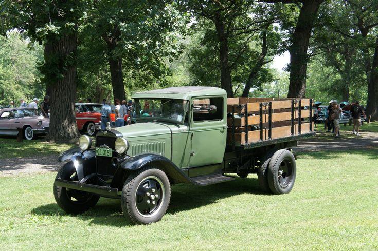 antique trucks | keep on truckin 1931 style