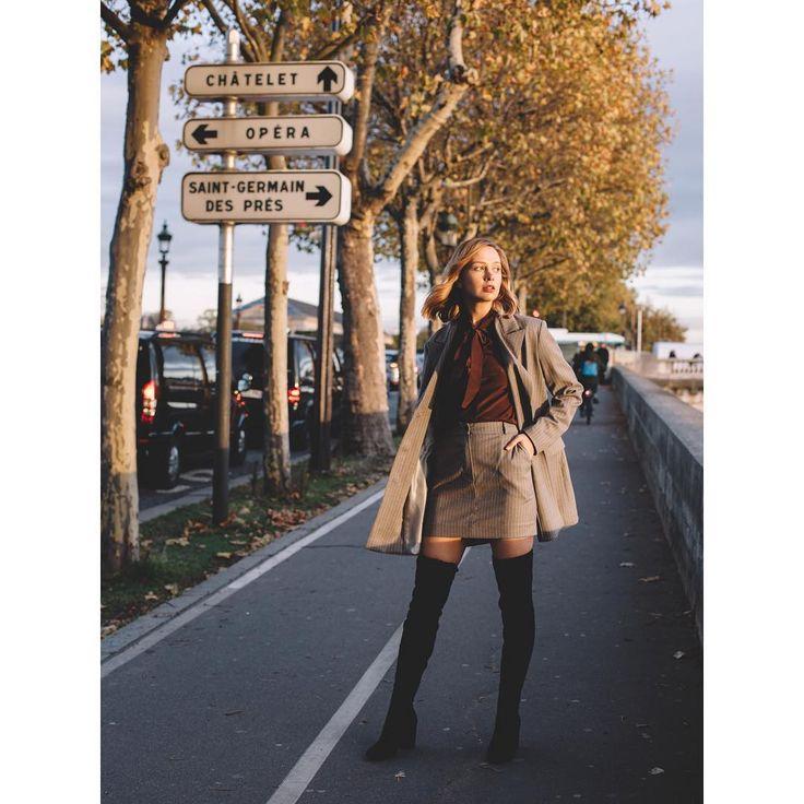 Paris sreet style by Jana Segetti #janasegetti #fashion #style #shopping #design #inspiration #paris