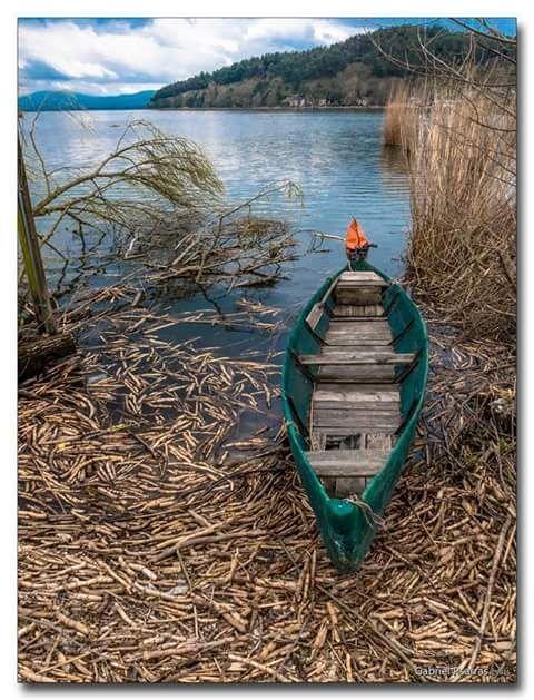 Pamvotida lake Ioannina, Greece