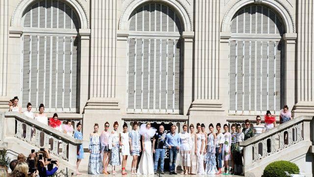 :DOT Store presentó la colección Dream Garden #SS18 en American Express Designers BA