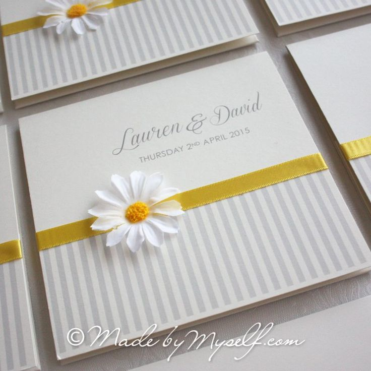 daisy-flower-pocketfold-wedding-invitation-includes-rsvp-guest-information-838-p.jpg (800×800)